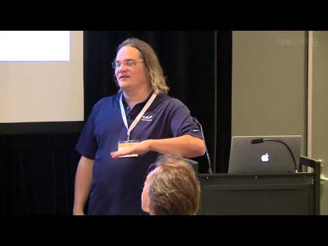 CppCon 2014: Thomas Rodgers