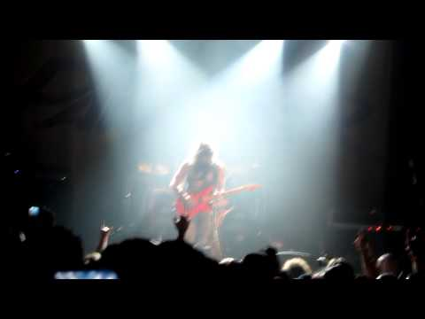 Guitar Solo #1: Steel Panther Minneapolis 07/27/2012