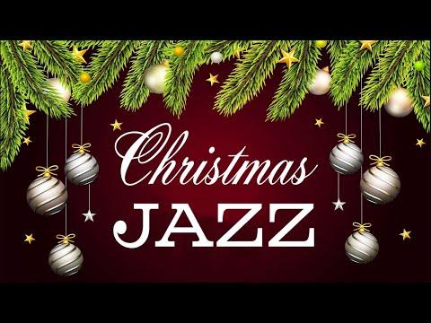 Smooth Christmas JAZZ Mix - Holiday JAZZ Music- Christmas Carol JAZZ Music