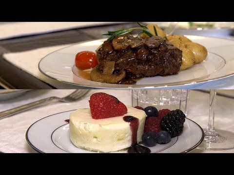 Inflight Caterers Bring Five-Star Dining Aboard Business Jets – AINtv