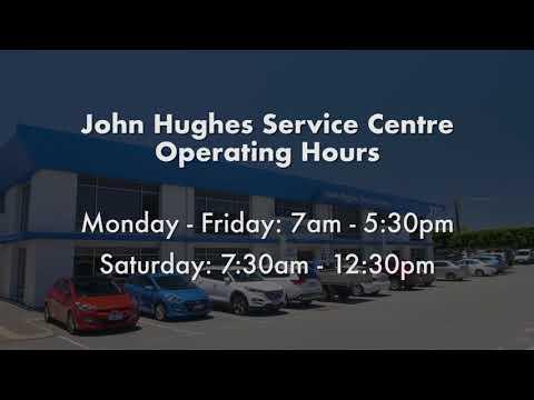 John Hughes Service Centres