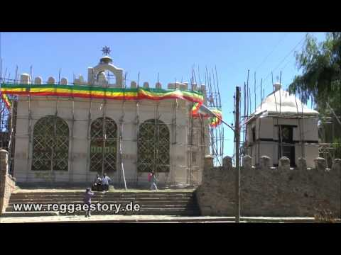 Chapel of the Tablet + Old Church of St. Mary of Zion - Axum - Ethiopia / Äthiopien - 01.12.2013