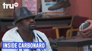 The Carbonaro Effect: Inside Carbonaro - Pressurized Air Shoe | truTV thumbnail