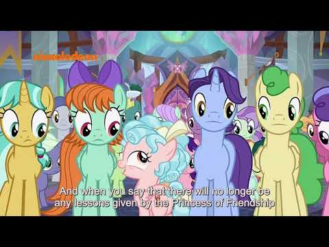 cozy glow became leader of the friendship school MLP season 8 episode 26
