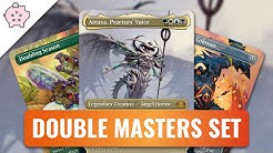 Double Masters Announcement | EDH | Valuable Commander Reprints | Magic the Gathering | Commander