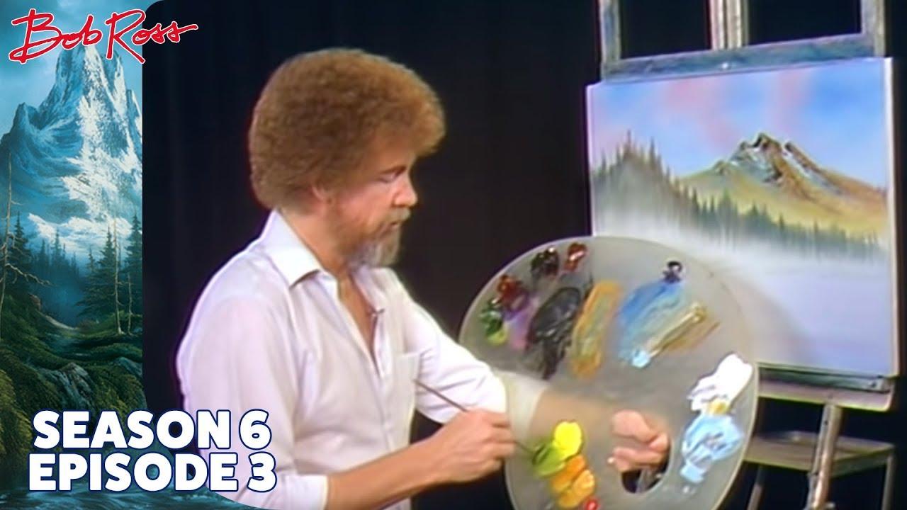 Download Bob Ross - Morning Mist (Season 6 Episode 3)