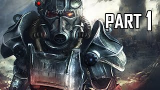 Fallout 4 Walkthrough Part 1 - First Two Hours! (PC Ultra Let