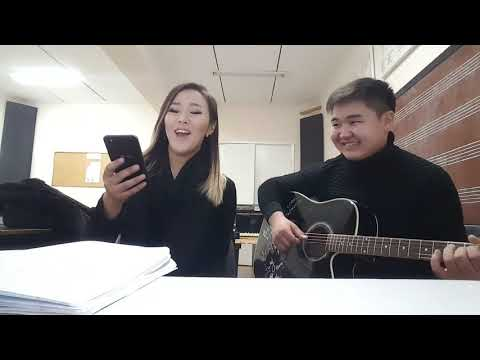 """L.P. -""""Lost On You"""" Cover By Tamga (from Kyrgyzstan)"""