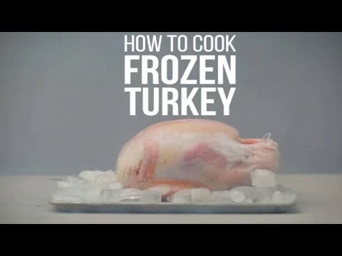 Cook Frozen Turkey Perfectly