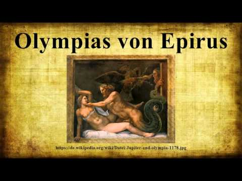 Olympias von Epirus