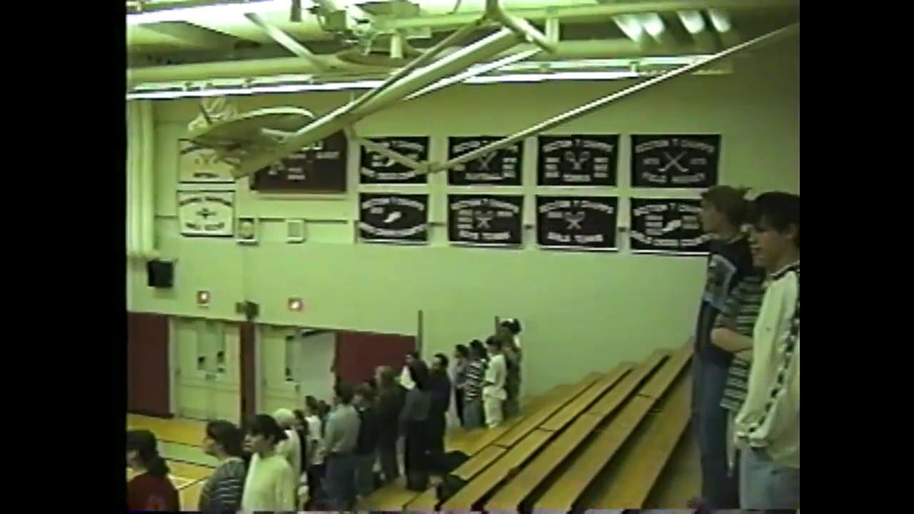 NCCS - Saranac Lake Volleyball  2-6-97