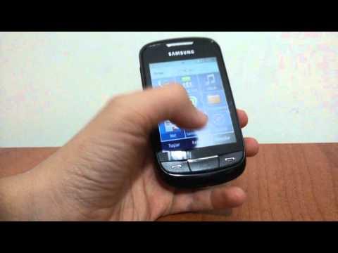 Samsung corby 2 inceleme (GTS 3850) [HD] Türkçe
