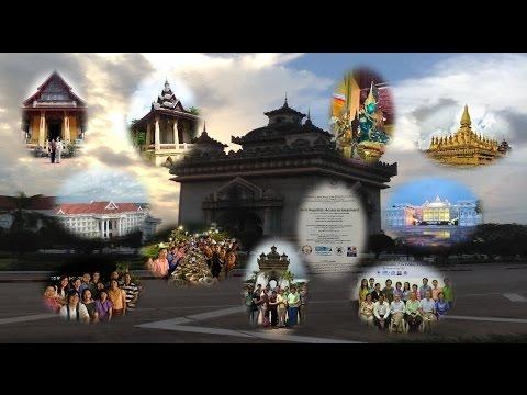 Tour Vientiane.