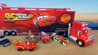 Трансформеры МАШИНКИ Тачки3 Игрушки из мультика Disney pixar Cars 3 Kids toy Про машинки
