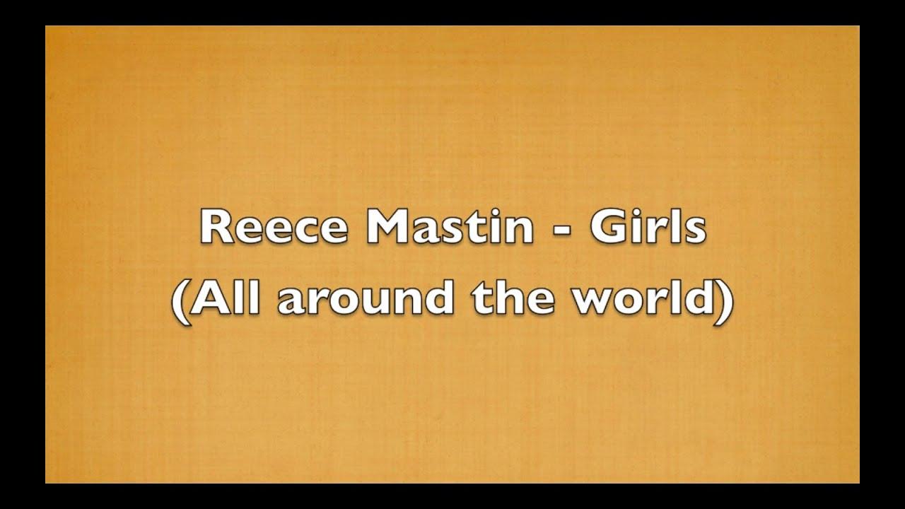 Lyrics to girls all around the world