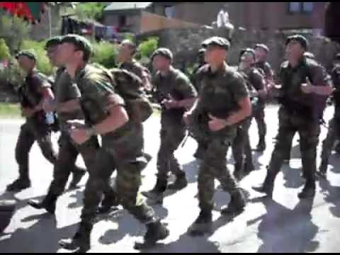 tchik et tchak de l'armée