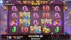 WILD WEST GOLD (PRAGMATIC PLAY) ONLINE SLOT
