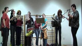 Mašovický pěvecký soubor dospělých - Putovali kdysi hudci (13/11/2010)