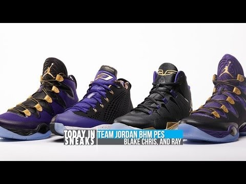 Jordan BHM 2014, JBF Python 4s, Tiempo 94 NSW, and More - Today in Sneaks