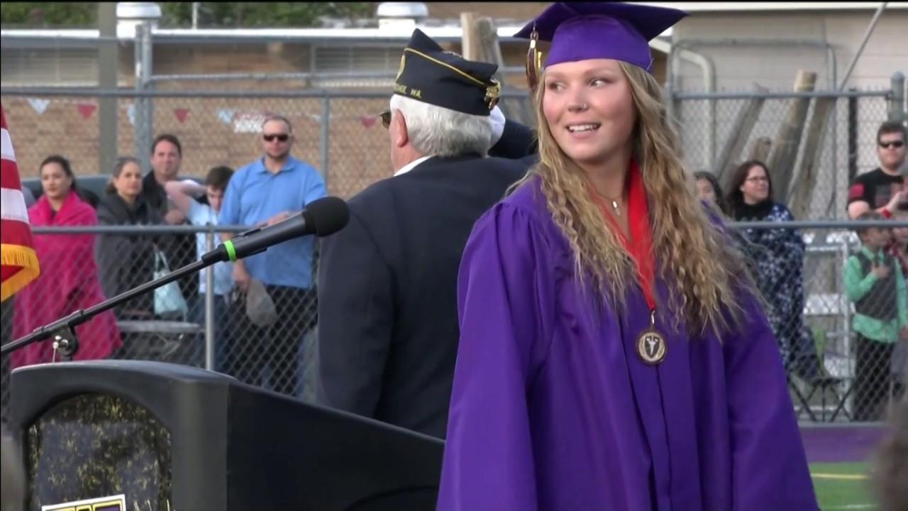 2019 Wenatchee High School Graduation