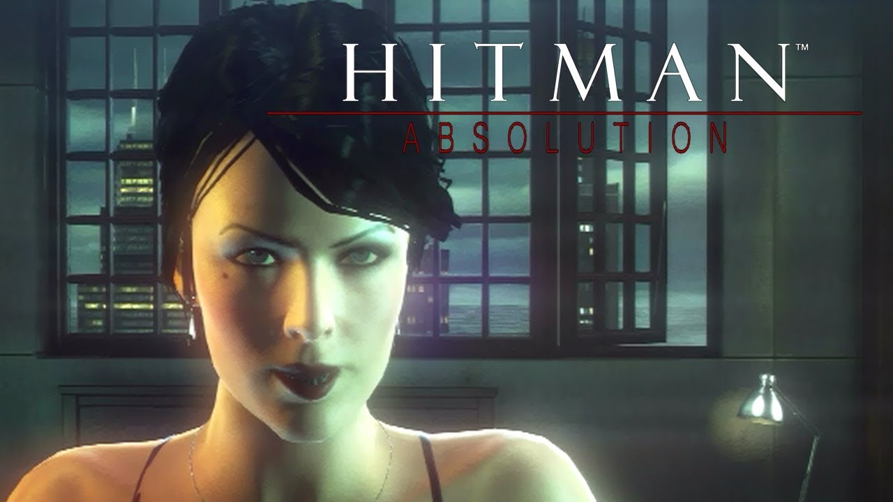 Hitman blood money секс мод