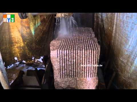 MARBLE STONE CUTTING | RAJASTHAN