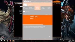 How to Update/Flash Gigabyte Aorus Z370 Ultra Gaming Bios F7h to F8   GTX 1060 [ i7 8700k ]