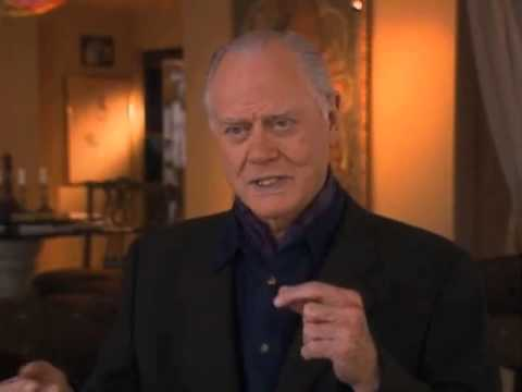 Larry Hagman on Mary Crosby's appearance on
