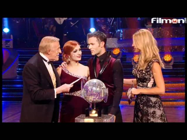 Harry Judd Strictly Come Dancing (GRAND FINALE) - Highlights + Winning Moment (17.12.11)