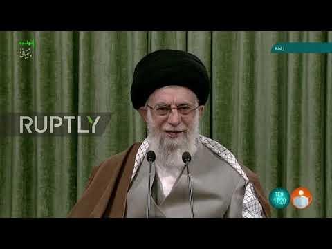 Iran: Khamenei says Tehran doesn't trust US promises on lifting sanctions