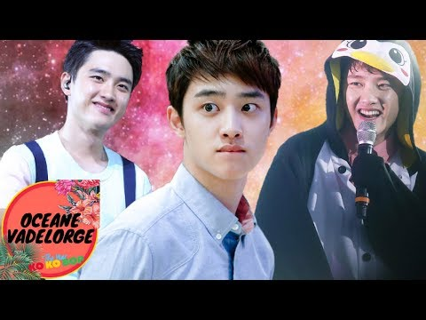 EXO D.O Funny Moments