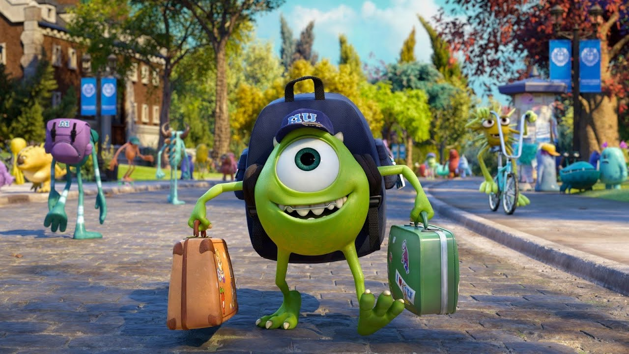 Monsters University College