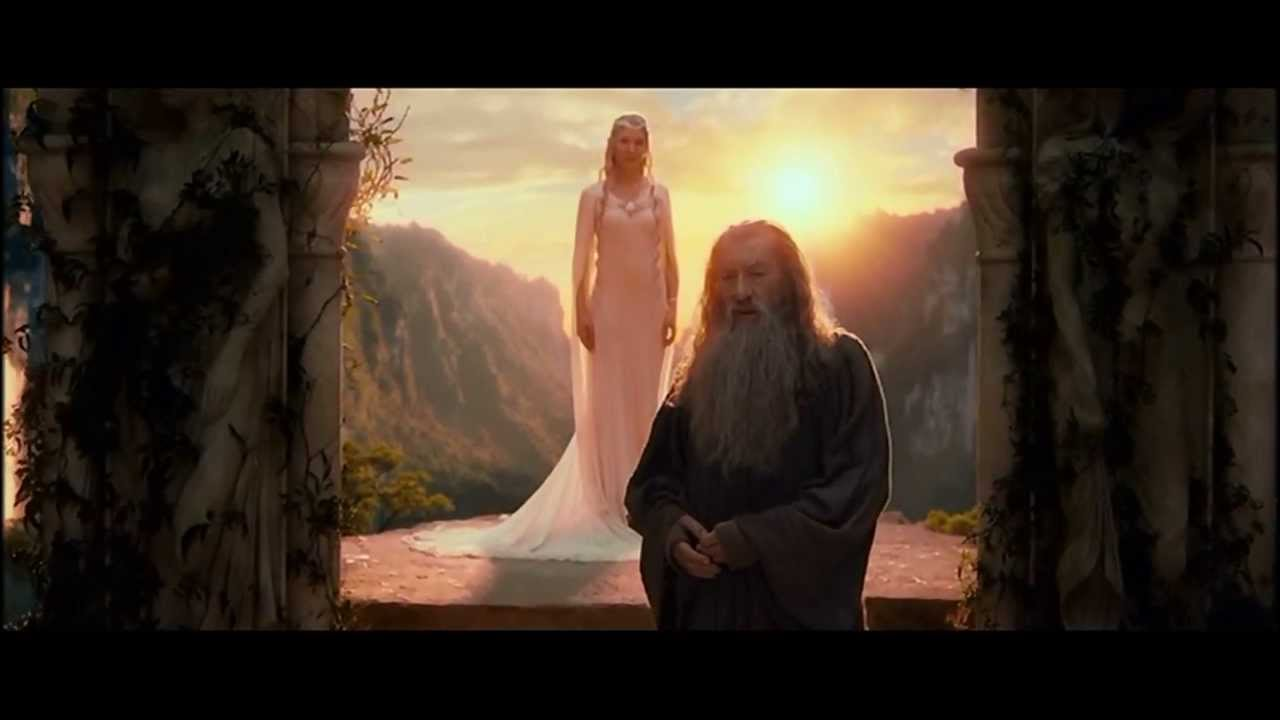 Lord Of The Rings    In  Seconds