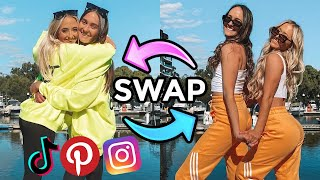 SISTER SWAP FOR 24 HOURS!!!