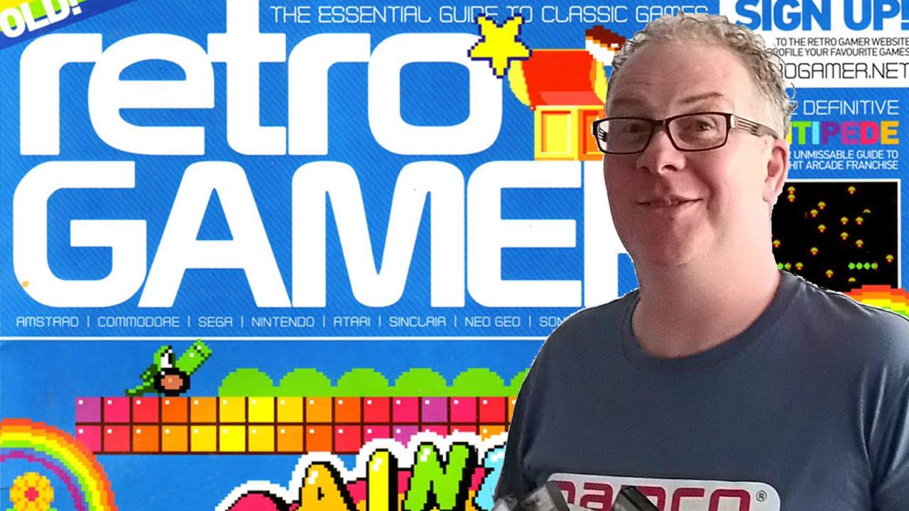 The Retro Hour - Episode 3 (Paul Drury - Retro Gamer Magazine)