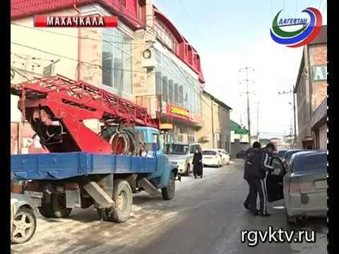 В Махачкале энергетики Дагестанской сетевой компании провели рейд