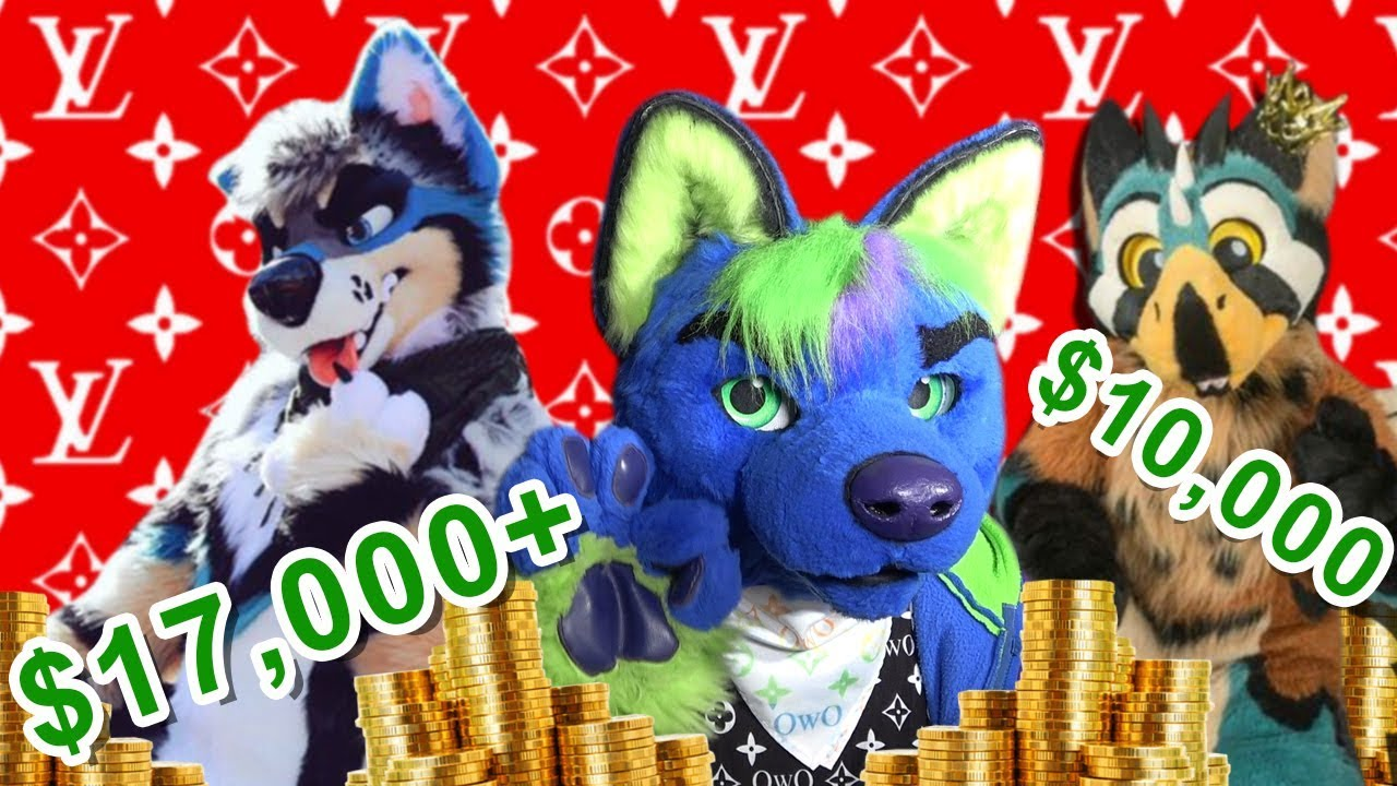 The Most Expensive Furry Fursuits Ever Youtube