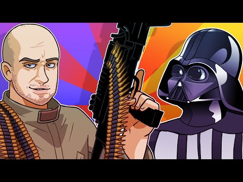 IN SOVIET RUSSIA / DARTH VADER - Trailer