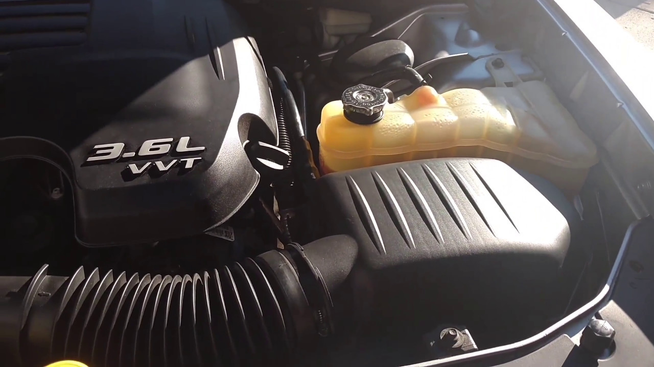 coolant flush \u0026 change 2013 dodge charger v6 Radiator Drain Plug Removal