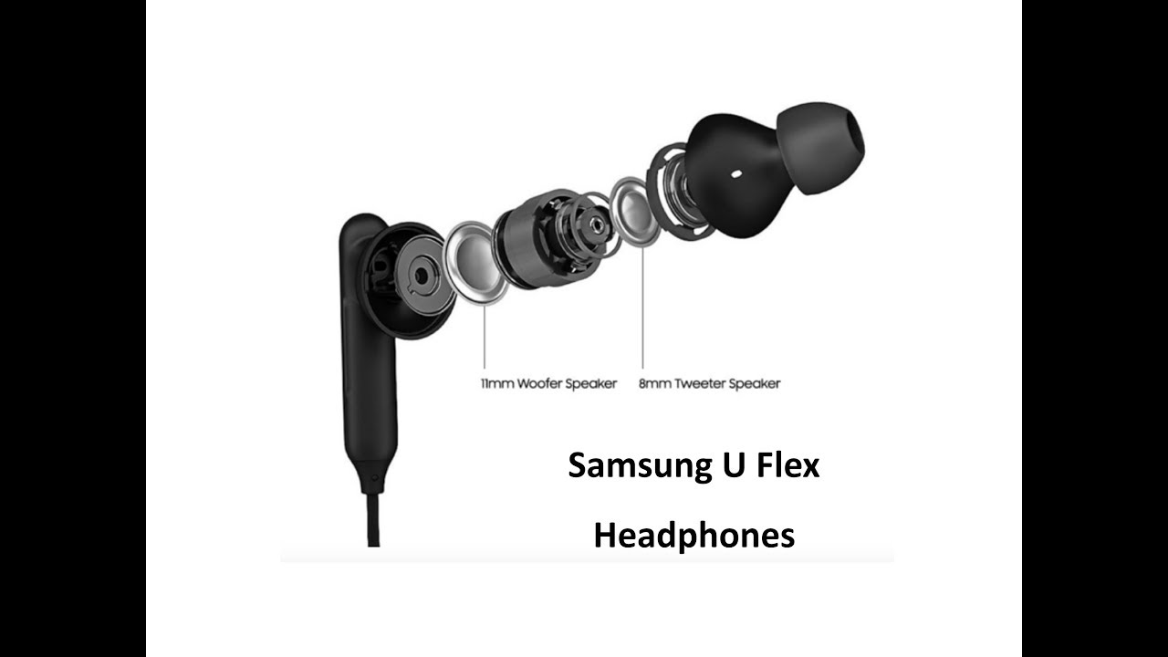 15d268b3fd8 Samsung U Flex Headphones Review - YouTube