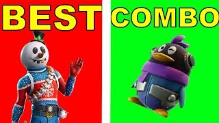 BEST SKIN BACK BLING COMBOS WITH SLUSHY SOLDIER | Fortnite Battle Royale Season 7