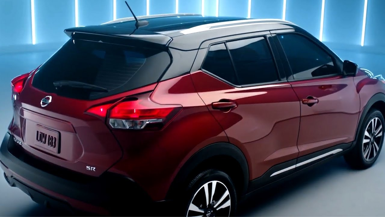 nissan kicks 2020 - excellent suv