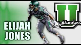 Elijah Jones : Upland High (CA) Class of 2015 -  Junior Year Highlights