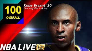 NBA Live 19 Official MyCareer Game Play HD | New Archetypes Build
