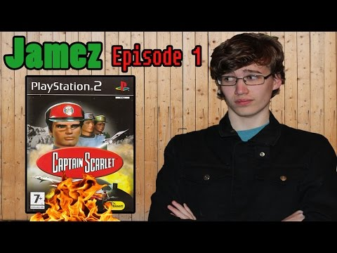 Jamez - Episode 1 - Captain Scarlet