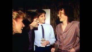 Jeff Porcaro, Mike Porcaro, Steve Porcaro of Toto. Interviewed by Jeff's future wife, Susan.