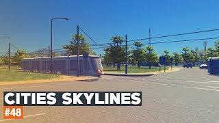 Cities Skylines #48 | BETON PLAC ?