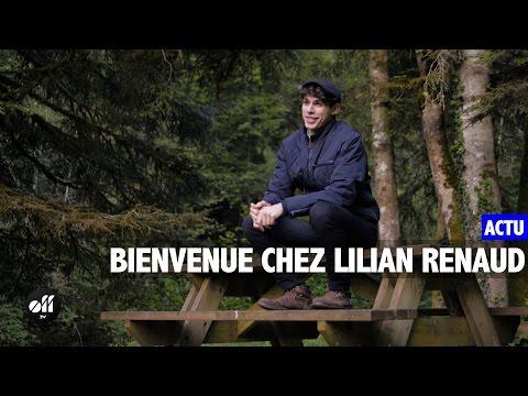 Bienvenue chez Lilian Renaud !