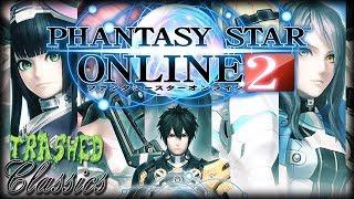 Phantasy Star Online 2: Trashed Classics