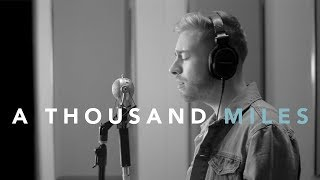 A Thousand Miles - Vanessa Carlton (Acoustic Cover by Jonah Baker)